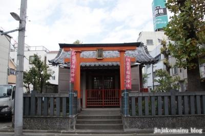 佐賀稲荷神社(江東区佐賀)1