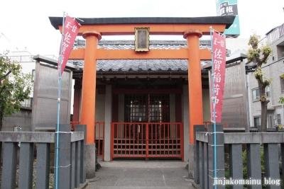 佐賀稲荷神社(江東区佐賀)2