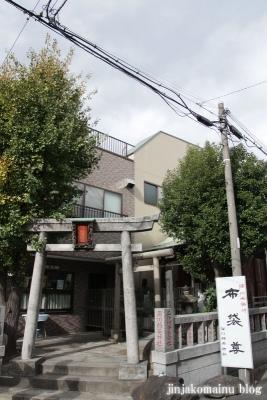 深川稲荷神社(江東区清澄)1