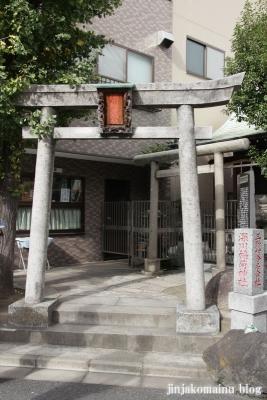 深川稲荷神社(江東区清澄)2