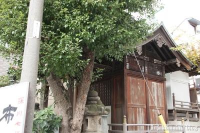 深川稲荷神社(江東区清澄)10