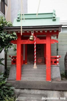 芭蕉稲荷神社(江東区常盤)6