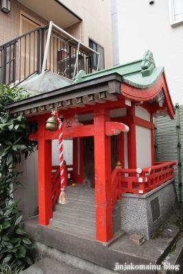 芭蕉稲荷神社(江東区常盤)10