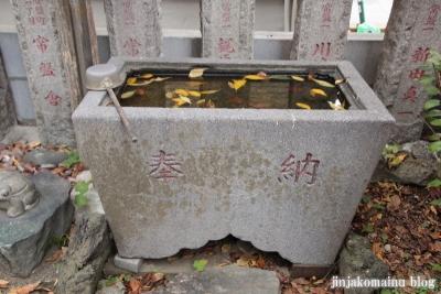 芭蕉稲荷神社(江東区常盤)7