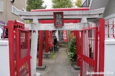 八名川稲荷神社(江東区新大橋)1