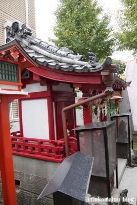 八名川稲荷神社(江東区新大橋)4
