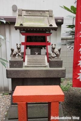 川上稲荷神社(中央区東日本橋)7