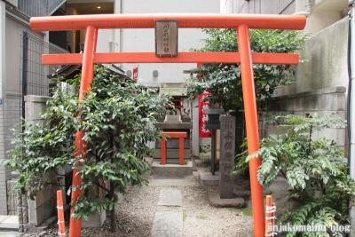 川上稲荷神社(中央区東日本橋)2