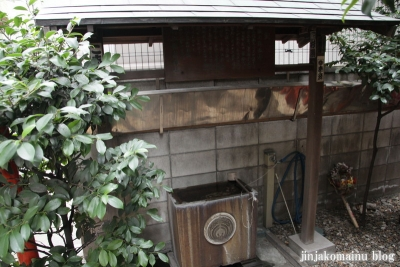 川上稲荷神社(中央区東日本橋)5
