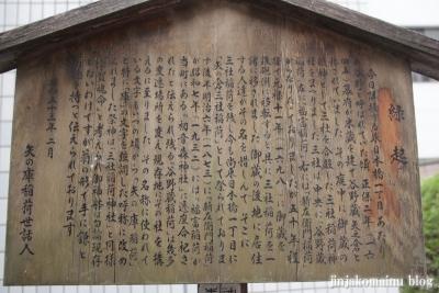 矢ノ倉稲荷神社(中央区東日本橋)4