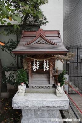 矢ノ倉稲荷神社(中央区東日本橋)5