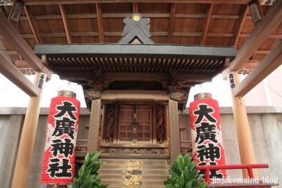 大廣神社(中央区日本橋浜町)9