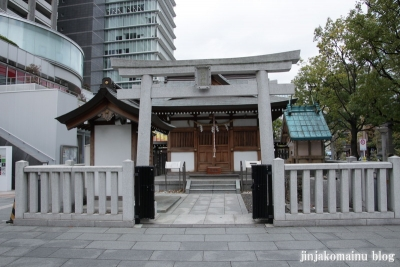 浜町神社(中央区日本橋浜町)4