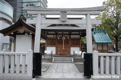 浜町神社(中央区日本橋浜町)5
