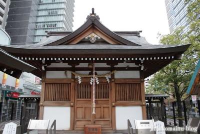 浜町神社(中央区日本橋浜町)8