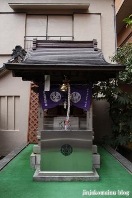 元徳稲荷神社(中央区日本橋浜町)4