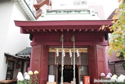 笠間稲荷神社(中央区浜町)4