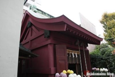 笠間稲荷神社(中央区浜町)5
