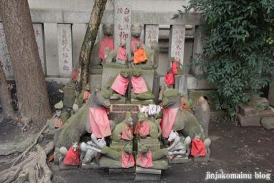 笠間稲荷神社(中央区浜町)6