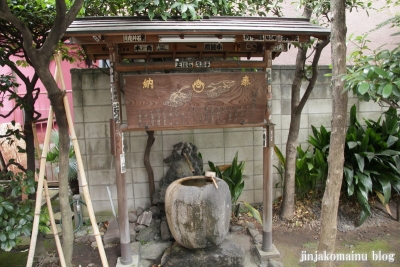笠間稲荷神社(中央区浜町)7