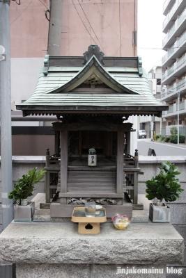 橘稲荷神社(中央区日本橋人形町)6