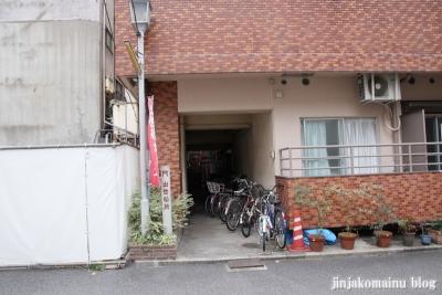 出世稲荷神社(中央区日本橋堀留町)1
