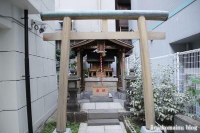 池洲稲荷神社(中央区日本橋堀留町)3