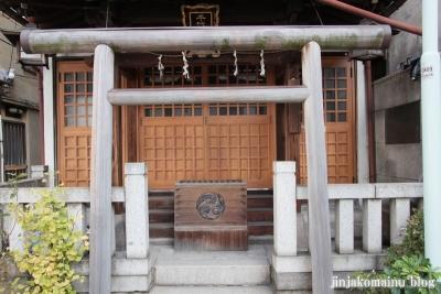 千代田神社(中央区日本橋小伝馬町)2