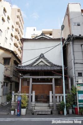 千代田神社(中央区日本橋小伝馬町)1