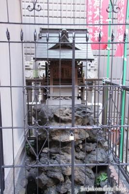 繁栄お玉稲荷大明神(中央区岩本町)5