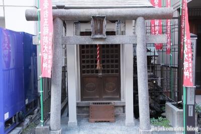 繁栄お玉稲荷大明神(中央区岩本町)2