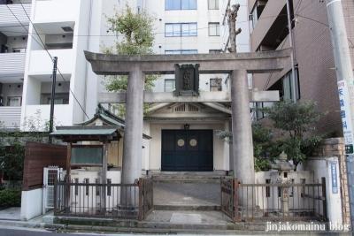 金山神社(千代田区岩本町)1