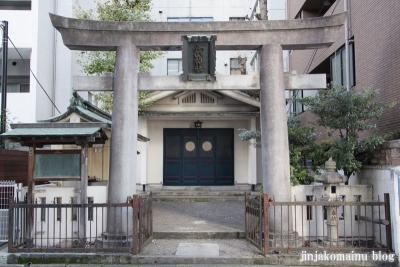 金山神社(千代田区岩本町)2