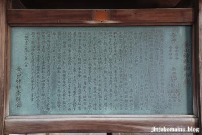 金山神社(千代田区岩本町)4