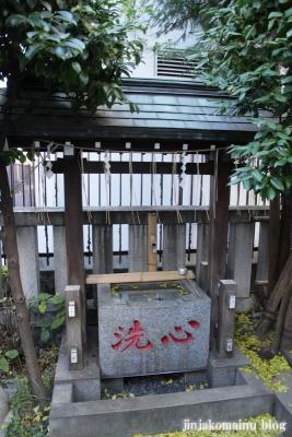 白旗稲荷神社(中央区日本橋本石町)4