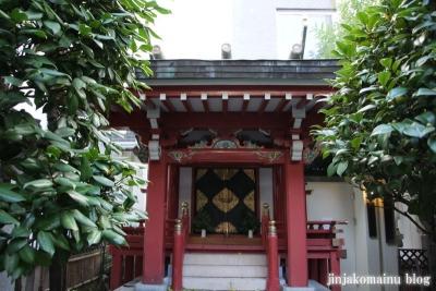 白旗稲荷神社(中央区日本橋本石町)5