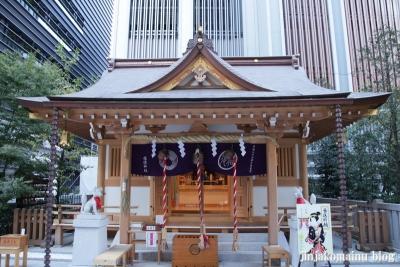 福徳稲荷神社(中央区日本橋室町)6
