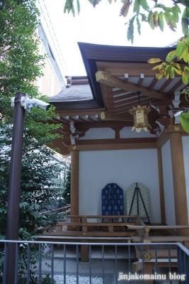 福徳稲荷神社(中央区日本橋室町)8