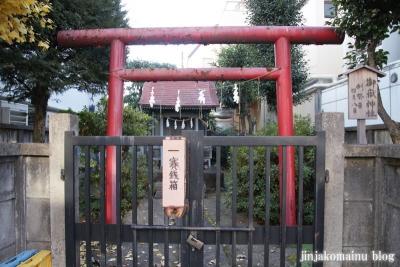永福御嶽神社(杉並区永福)2