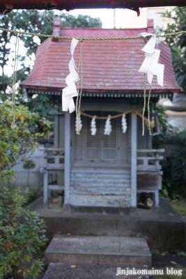 永福御嶽神社(杉並区永福)3