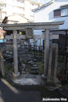 福徳稲荷神社(渋谷区笹塚)2