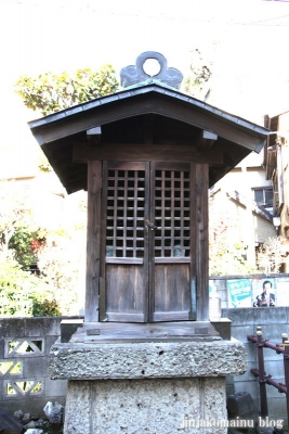 福徳稲荷神社(渋谷区笹塚)4