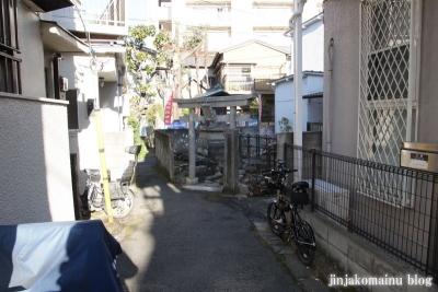 福徳稲荷神社(渋谷区笹塚)1
