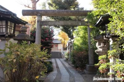 池尻稲荷神社(世田谷区池尻)4