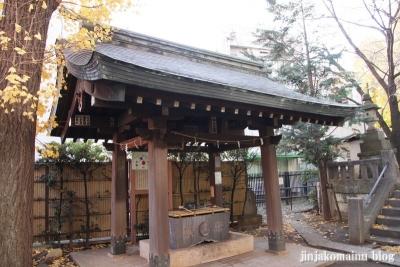 池尻稲荷神社(世田谷区池尻)5