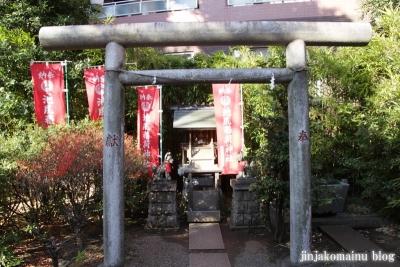 池尻稲荷神社(世田谷区池尻)7