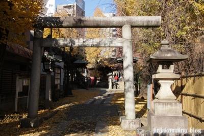 池尻稲荷神社(世田谷区池尻)8