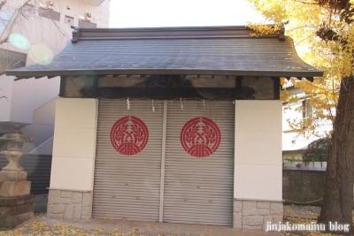 池尻稲荷神社(世田谷区池尻)12