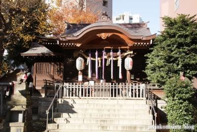 池尻稲荷神社(世田谷区池尻)16