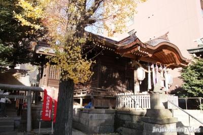 池尻稲荷神社(世田谷区池尻)17